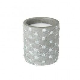 Svíčka se stříbrnými detaily Parlane Star
