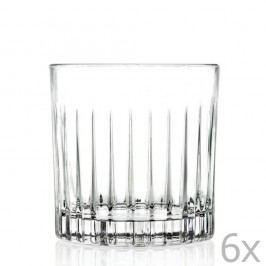 Sada 6 sklenic  z křišťálového skla Côté Table Giulia