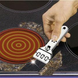 Škrabka na sklokeramickou desku z nerezové oceli Wenko Hobbie