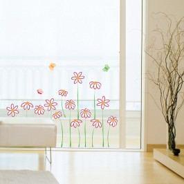 Samolepka Fanastick Flowers Wall Tapety análepky