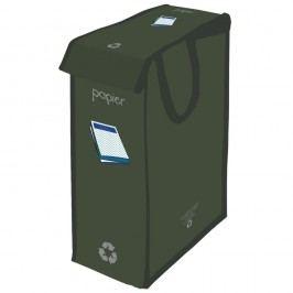 Odpadkový koš na recyklování papíru Incidence Rubbish for Recycling Paper