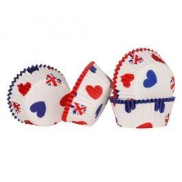 Sada 60 papírových košíčků na muffiny Premier Housewares
