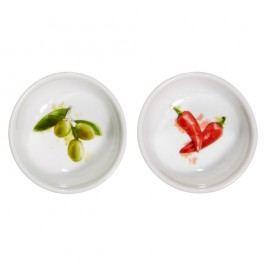 Sada 2 mističek na dip Premier Housewares Italia