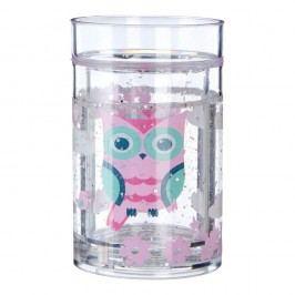 Sklenice Premier Housewares Mimo Kids Happy Owl, 200ml