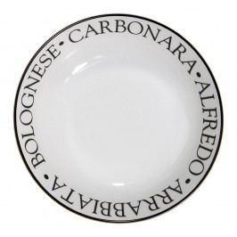 Talíř na těstoviny Premier Housewares Pasta, ⌀23cm