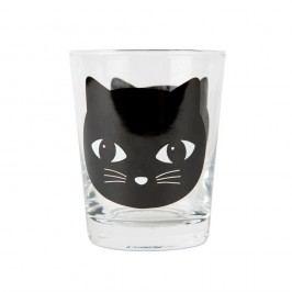 Sklenička Sass & Belle Black Cat