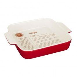 Kameninová pečicí forma s receptem na lasagne Premier Housewares From Scratch