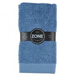 Modrý ručník Zone Classic, 50x70cm