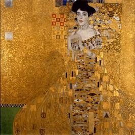 Reprodukce obrazu Gustav Klimt Adele Bloch-Bauer I, 90x90cm
