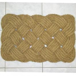 TORO Rohožka kokos proplétaná, 40 x 60 cm 380001 Bytový textil