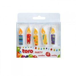 TORO Zapichovací svíčka Svíčka 5 ks
