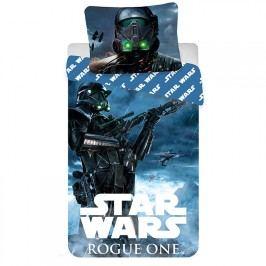 Jerry Fabrics Povlečení Star Wars Rogue One bavlna 140 x 200 cm, 70 x 90 cm