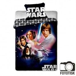 Jerry Fabrics bavlna povlečení Star Wars 01 140x200 70x90