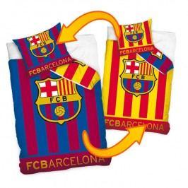 Dětské ložní povlečení FC Barcelona double 140 x 200 cm, 70 x 90 cm