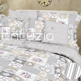 Bavlněné  povlečení Romance 2 ks 2x 140 x 200 cm, 70 x 90 cm
