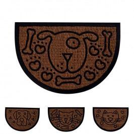 Orion Gumová rohožka s kokosovými vlákny Bytový textil