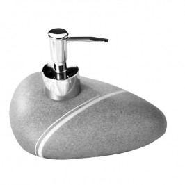 Dávkovač mýdla Stone šedý