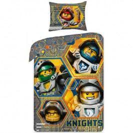 Halantex povlečení bavlna Lego Knights 8989 140x200 70x90
