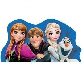 Dětský polštářek Frozen tvarovaný